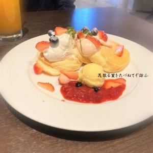 【兵庫県宝塚市】Cafe de Voila(カフェ・ド・ヴォアラ)でパンケーキ