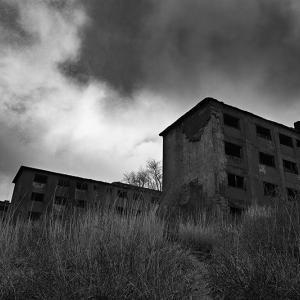 松尾鉱山 緑ヶ丘アパート
