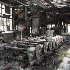 工業製品廃工場