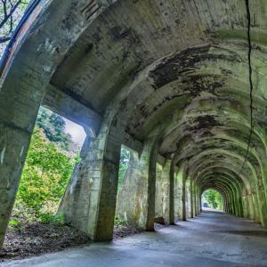 東赤谷連続隧道