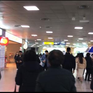 【ソウル駅】第2ターミナルの方もビジュンのお餅が買えちゃう!?