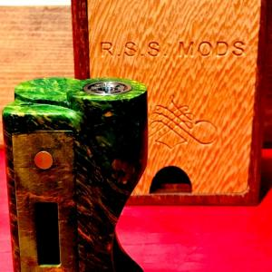 Circe by RSS MODS with AULUS XL by Omega Vaper