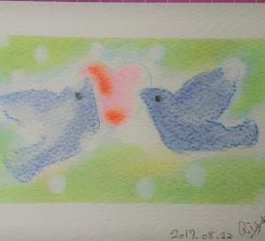 【BlueBird・Heart】(2017.8.22制作版)