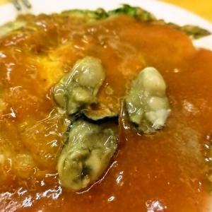 台北の旅 「最後の夜は・・・寧夏夜市 3大人気店の牡蠣オムレツを食べに♪」