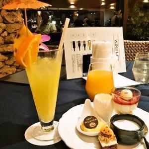 小浜島のホテル 「はいむるぶしのディナーブッフェ その2」