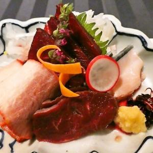 東京総料理長特選 「鯨会席」