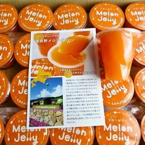 札幌「新型コロナ経済対策掲示板 緊急在庫処分SOS!」 とみたメロンハウスのメロンゼリー 20個入