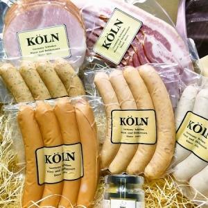 名古屋 本格ドイツ製法 「自家製ハム・ソーセージ工房 KÖLN(ケルン)」
