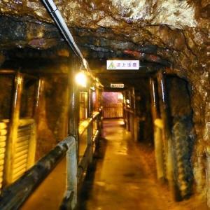 金運のパワースポット 「土肥金山」  坑内巡りをしましょう♪ その2