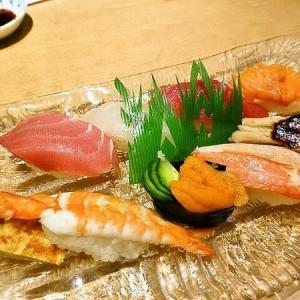 名古屋マリオットアソシアホテル 「スカイラウンジ ジーニス」と名古屋うまいもん通りのお寿司