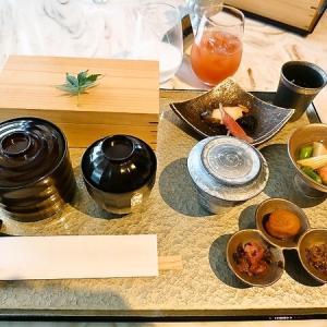 名古屋マリオットアソシアホテル 「コンシェルジュラウンジにて朝食 和定食」