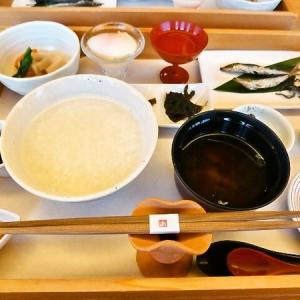 伊勢神宮へ まずは・・「あそらの茶屋  御饌(みけ)朝かゆを食べに♪」