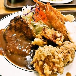 愛知県刈谷市 「キッチン よろずや」 エビフライが有名♪