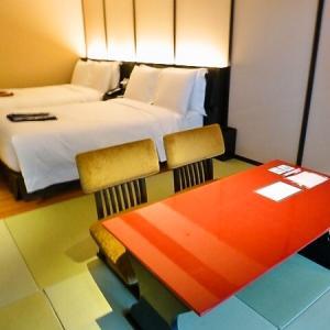 京都浪漫 嵐山 「翠嵐ラグジュアリーコレクションホテル お部屋編」