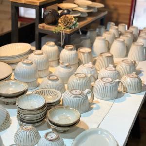 『皿屋』川本太郎さんの納品です。