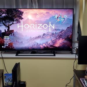 増税前にハイセンスの50インチテレビを購入!