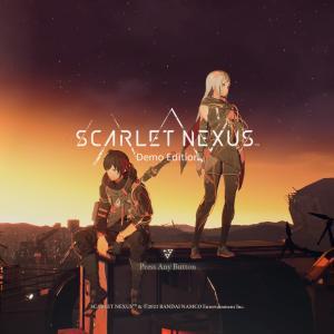 スカーレットネクサスの体験版をプレイ