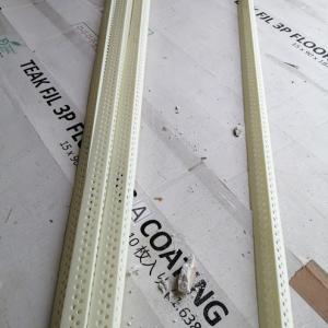 石膏ボードの角に貼る便利道具☆壁紙貼る準備☆