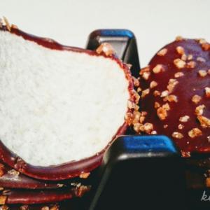 話題のセブンイレブン限定スイーツ『チップスターショコラ・アーモンドクランチ』を食べてみました。