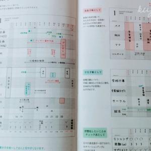 新しく買った、今年の『手帳』の特徴。【ガントチャート】