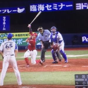 2019広島vsDeNA13回戦タナキクマルが終焉を迎えた日