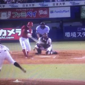 2019広島vsヤクルト17回戦九里7回2失点で5勝目小園2試合連続本塁打を含む2試合連続猛打ショウ