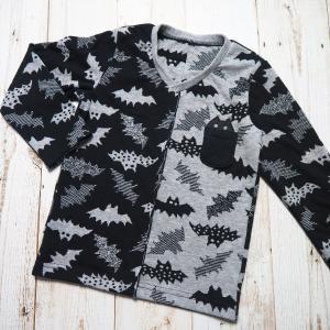 ハロウィン月間Tシャツ!PALLETさん[VネックTシャツ]100cm