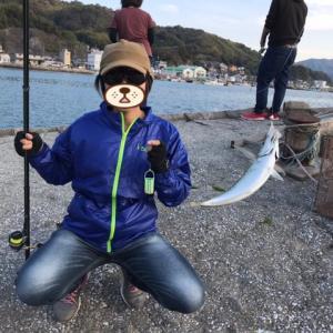 2018-11-17 サビキ釣り