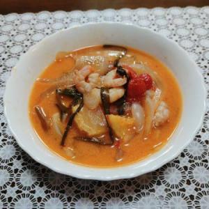 家で作れるタイ料理: トムヤムクン