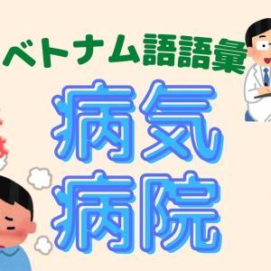 「病気や病院に関するベトナム語 熱、咳、鼻水は〇〇??」令和3年6月4日オンエアされます。