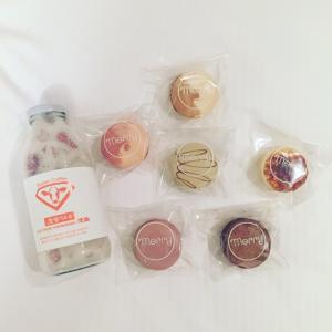 【韓国旅行】生苺牛乳