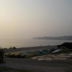 2020夏休み釣行①:激渋のスタート