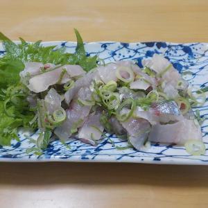 京急大津のアジ料理