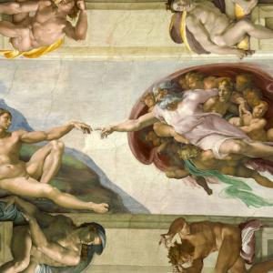 ★Read Genesis  創世記を読む