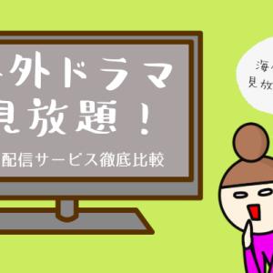 【海外ドラマが見放題】オススメ動画配信サービス3選を徹底比較!