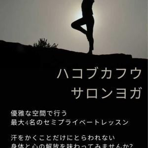 Club ヨギーニ☆12月 座間市出張サロンヨガ☆