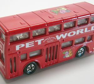 トミカ・ロンドンバス