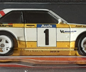 ホットウィール・Audi Soprt quattro 他
