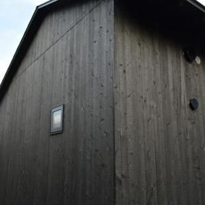 焼杉で100年メンテナンスフリーな外壁を作れるか!?