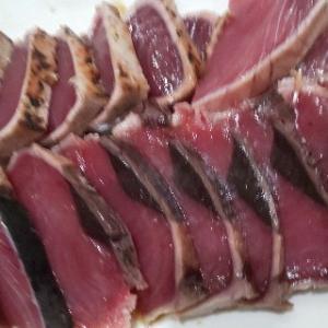 鹿児島県枕崎市の「炭火焼きかつおの叩き」が美味しすぎます!理想の美顔食「かつおの叩き」を食べて美しく!