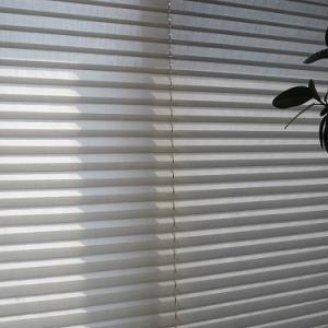 【おすすめのカーテン】昼間カーテンを閉めても圧迫感がないカーテン。