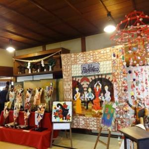 秋の「織り姫展」中止について