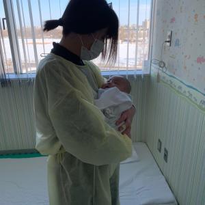 超低出生体重児の息子 生後172日