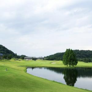 自然に癒せれながら、ゴルフでリフレッシュ♪