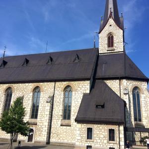 教会とメロン
