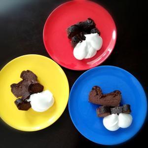 こんなに簡単!【生ガトーショコラ】作ってみました♪ グルテンフリーで濃厚しっとり~!