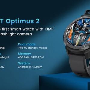 Android OS搭載!13MPカメラを備えたKOSPET Optimus2が登場!