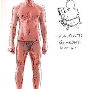 体調不良…!認知能力チェック(ポーカタ・立つ1/膝立て横座り5)