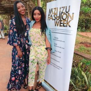 マラウイのファッションショー
