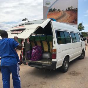 マラウイ一番の絶景リビングストニアへ!